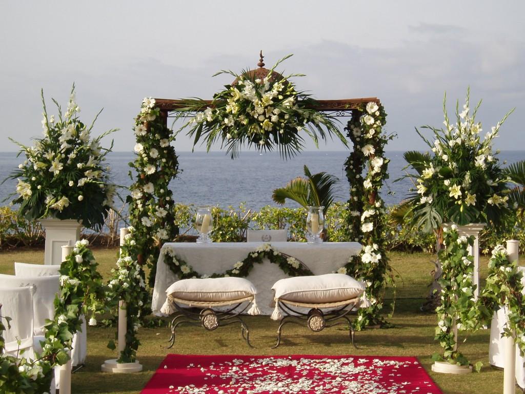 boda perfecta en una sola imagen